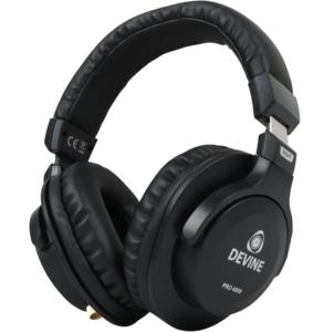 Devine PRO 4000 over-ear koptelefoon