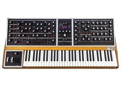 Moog One 8-Voice Analog Synthesizer