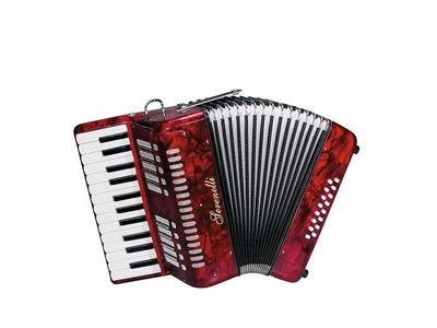 Y-1625-R  |  Serenelli accordeon 16 bassen