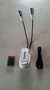 CL-004 Music Led  wit inclusief USB voedings kabel