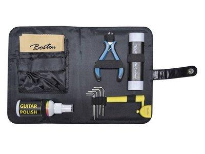 BTS-06     Boston onderhoudskit voor verzorging van je gitaar