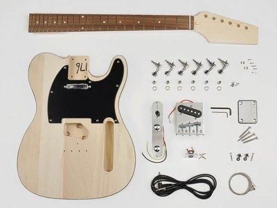 KIT-TE-10 Boston guitar assembly kit