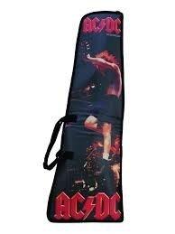 """DIMAVERY Perri's Soft-Bag for E-Guitar, """"AC/DC"""""""