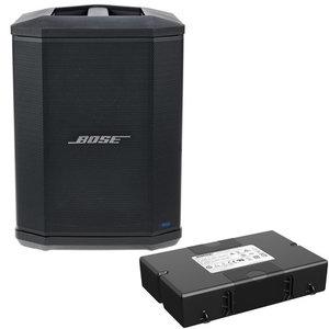 Bose S1 Pro multi position PA system bundel