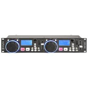 SkyTec STC-50 Dubbele Speler SD/USB/MP3