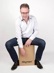 CAJ-25-CB Hayman DIY cardboard cajon
