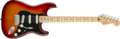Fender--Player-Stratocaster®-Plus-Top-Maple-Fingerboard-Aged-Cherry-Burst