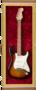 Guitar-Display-Case-Tweed